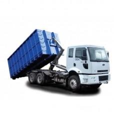 Вывоз мусора. Услуги по вывозу мусора ТБО контейнерами в Ярославле.